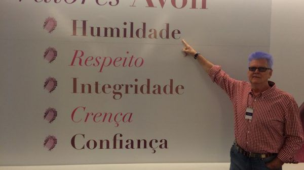 Palestra Motivacional Do Prof Gretz Para Avon Em São Paulo