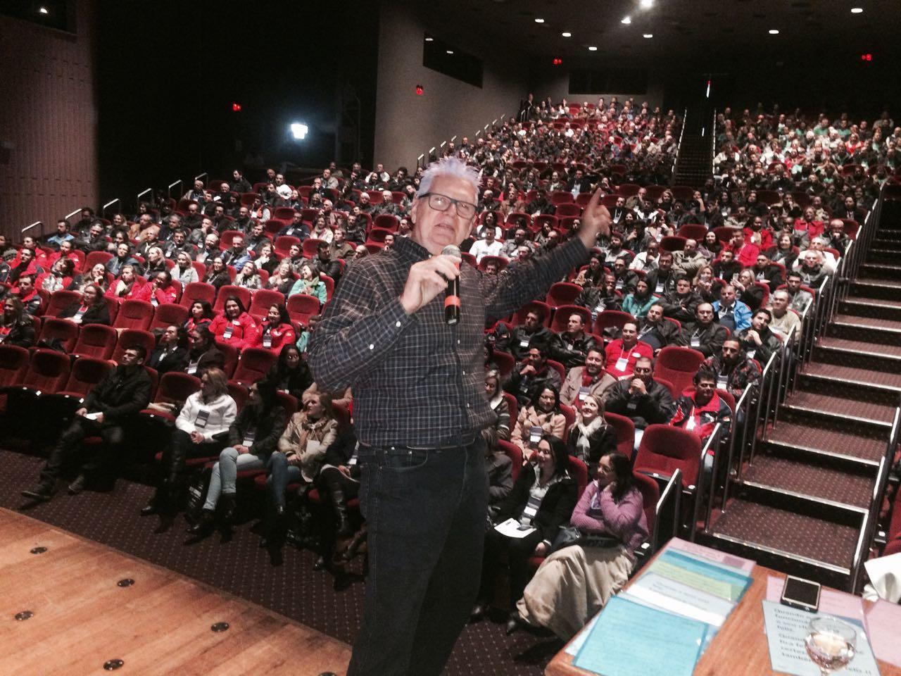 Palestra Motivacional Em Porto Alegre Prof Gretz