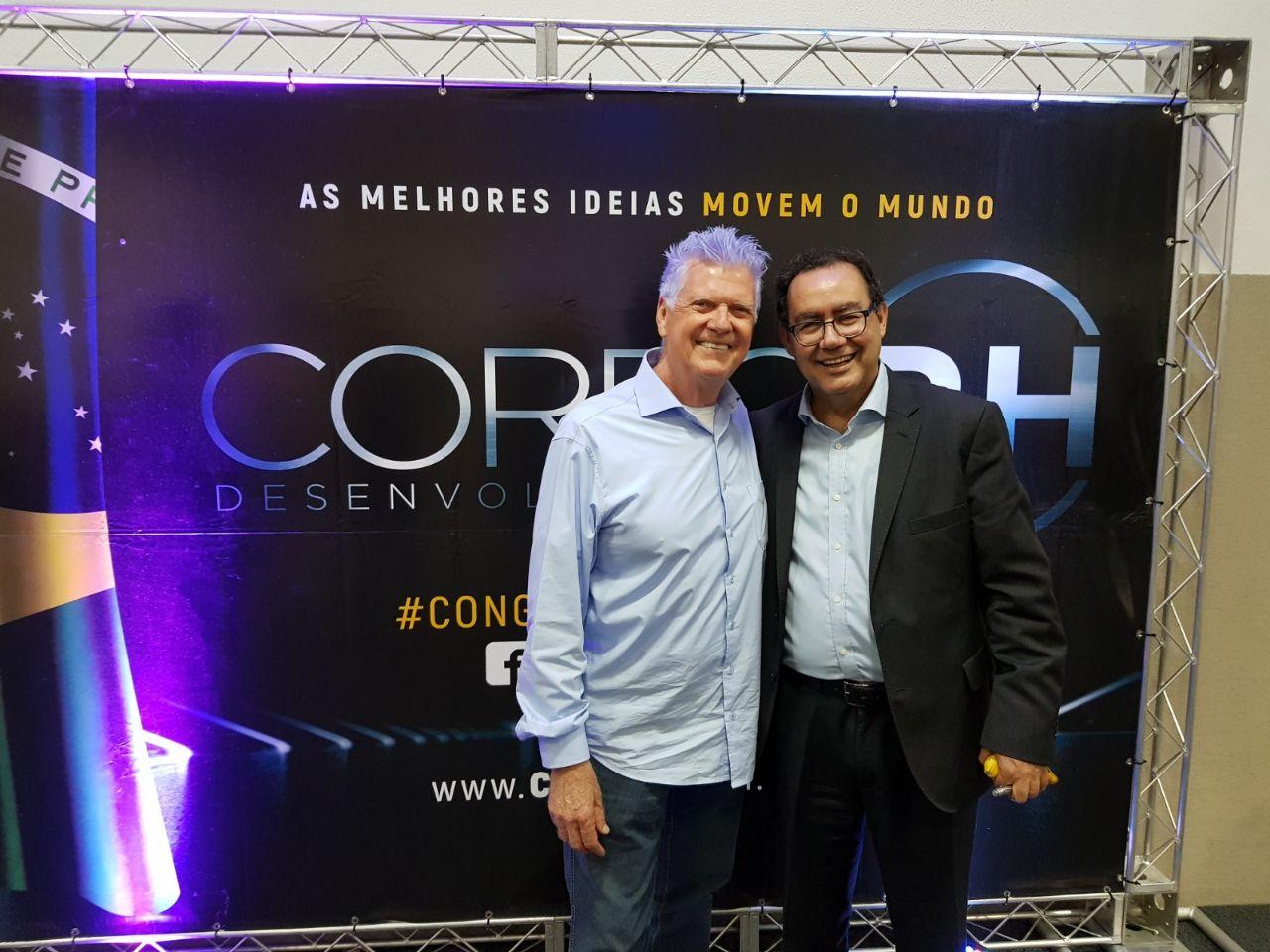 Grande Encontro Para Líderes De Um Novo Brasil Prof Gretz